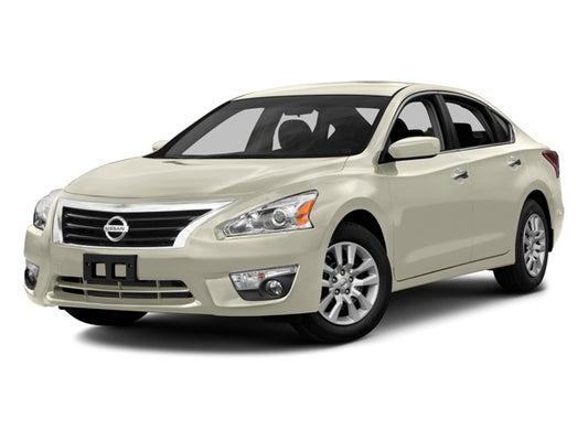 2015 Nissan Altima Sv >> 2015 Nissan Altima 2 5 Sv