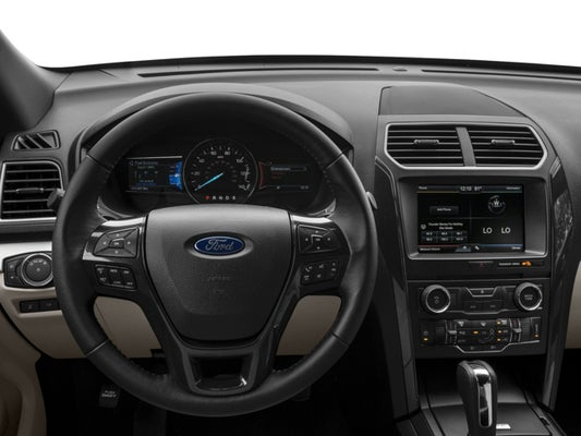 2016 Ford Explorer Xlt In Dallas Tx Metroplex Cdjr